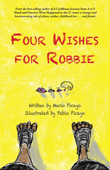 Four Wishes for Robbie