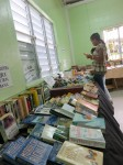 The festival also held a great book fair with many vendors.