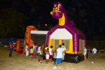 Kids enjoying the festive atmosphere at the Relay for Life 2012 event, St Thomas, U.S. Virgin Islands