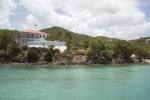 Government House, St John, U.S. Virgin Islands.