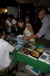 """""""Beba"""" was very popular at the event."""