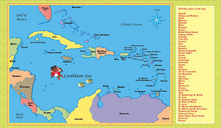 Caribbean_Map
