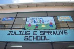 """Whatever It Takes Our Kids Are Worth It"" Julius E. Sprauve School, St John, U.S. virgin Islands."