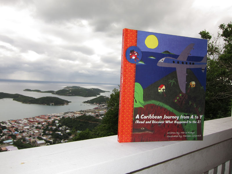 """A Caribbean Journey"" goes back to where the idea for the book was inspired, St. Thomas"